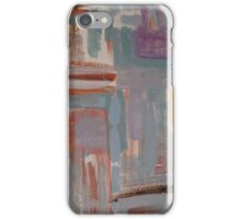 BUSY CITY(C2013) iPhone Case/Skin