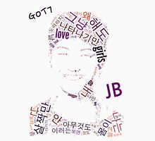 GOT7 JB Word Art Unisex T-Shirt