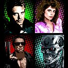 Terminator Pop Art by Paul Elder