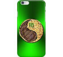 Virgo & Boar Yin Fire iPhone Case/Skin