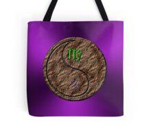 Virgo & Boar Yin Earth Tote Bag