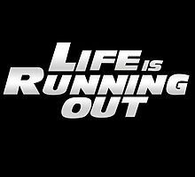 Life is running out  by SeroNoRes