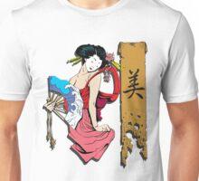 Vintage Geisha-II Unisex T-Shirt