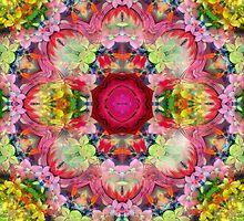 Flowers of life by kyllahkaleida