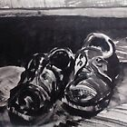 SHOES(C1984) by Paul Romanowski
