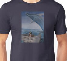 Pirate Captain Hook Sea's Moby Dick Unisex T-Shirt