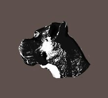 Headstudy of a Boxer dog Long Sleeve T-Shirt