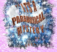PARADOXICAL mystery  by James Lewis Hamilton