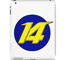 Fernando Alonso #14 iPad Case/Skin