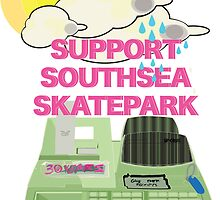 sunny southsea skate park .2 by alexings