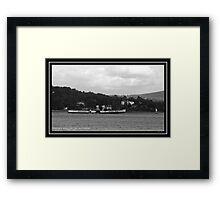 The  Waverley Framed Print