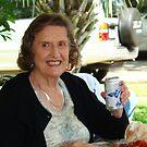 Happy Birthday Mom by Wanda Raines