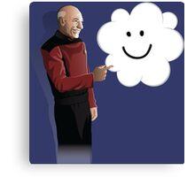 Picard LOL Canvas Print