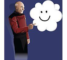 Picard LOL Photographic Print