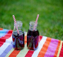 Mason Jar Drinks by taylorwhitley
