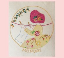 Monday  Morning Bonnet Lady Kids Clothes