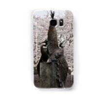 The Memorial to Japanese-American Patriotism in World War II - Plate No.# I Samsung Galaxy Case/Skin
