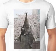 The Memorial to Japanese-American Patriotism in World War II - Plate No.# I Unisex T-Shirt