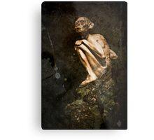 Gollum Metal Print