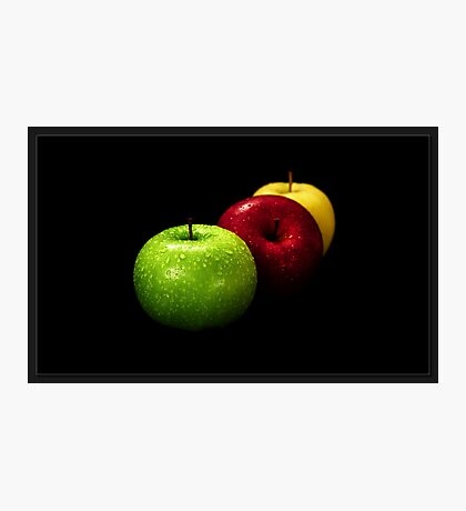 Apples Photographic Print