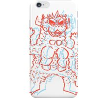 DAIKAIJU BARON - 3D iPhone Case/Skin