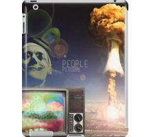 people person iPad Case/Skin