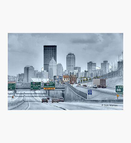 Pittsburgh Skyline Photographic Print