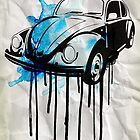 vw beetle drip by vinpez
