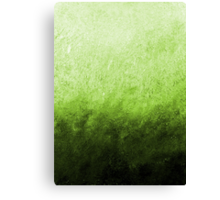 Green Fire1.2 Canvas Print