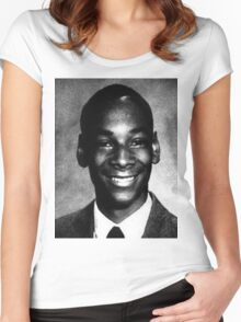 Young Snoop Dogg Women's Fitted Scoop T-Shirt
