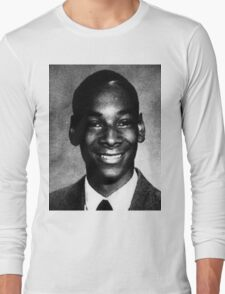 Young Snoop Dogg Long Sleeve T-Shirt