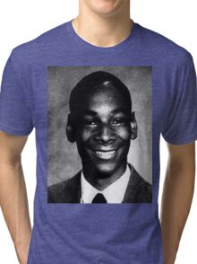 Young Snoop Dogg Tri-blend T-Shirt