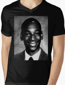 Young Snoop Dogg Mens V-Neck T-Shirt