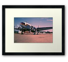 Arctic Air Service-1955 Framed Print