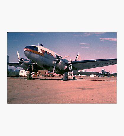 Arctic Air Service-1955 Photographic Print