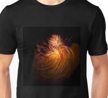 Fireworks in Abstract 01 Unisex T-Shirt