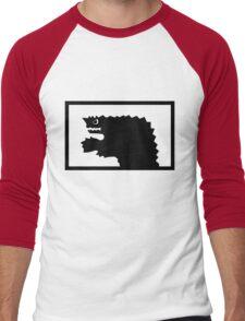 Ultraman Monster Series Men's Baseball ¾ T-Shirt