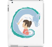 Haku and Sen iPad Case/Skin