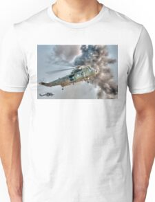 Royal Navy Sea King Helicopter Unisex T-Shirt
