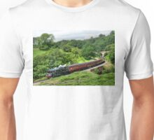 North Yorkshire Moors Railway Unisex T-Shirt