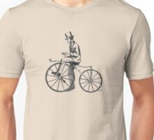Bicycle pedal Unisex T-Shirt