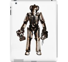 Rogue Cyberman iPad Case/Skin