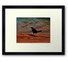 Wow Now This Is Paradise Framed Print