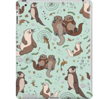 Sea Otters iPad Case/Skin