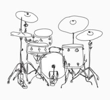 drums by libbyloco