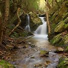 Durand waterfall by Patrick Morand