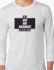 XV DE FRANCE Long Sleeve T-Shirt