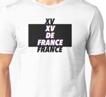 XV DE FRANCE Unisex T-Shirt