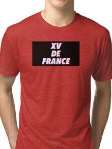 XV DE FRANCE Tri-blend T-Shirt
