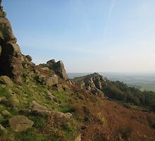 The Roaches, Peak District by jumpingjiminy